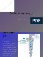 Cyclone Separator