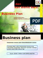 business plan (rencana bisnis) ppt