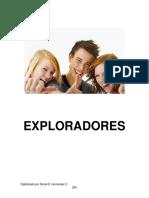 Explorador Manual Para Dirigentes de Conquistadores Pre Adolescentes