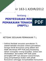 163-1 Penyesuaian Rekening