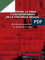 Libro El Genero La Edad y Los Escenarios de La Violencia Sexual