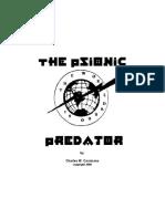The Psionic Predator