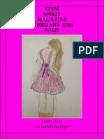 stem spirit february issue 2016