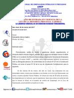 ANEP-Fuerza Pública solicita intervención del Ministerio de Salud en puestos de control en Guanacaste