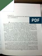 PIMENTA, João Paulo. a Independênia Do Brasil e a America. in a Independência Do Brasil e a Experiência Hispano-Americana