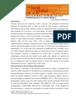 Artigo - Estado e Educação Rural No Brasil - Balanço Historiográfico e Visão Crítica - Sônia Mendonça