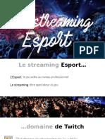 Streaming e Sport