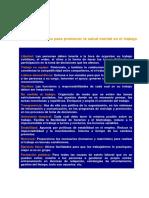 Instituto Nacional de Salud e Higiene en El Trabajo_ Principios Generales Para Promover La Salud Mental en El Trabajo