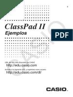 ClassPadII Ex S