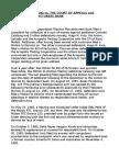 Conrado Calalang vs. the Court of Appeals and Filipinas Manufacturers Bank