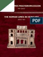 A Római Limes Magyarorszagon