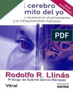 Llinas r Rodolfo El Cerebro y El Mito Del Yo