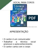 Tecnica Vocal _ Aula 4