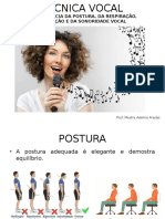 Tecnica Vocal _ Aula 1