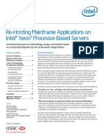 Data Center Xeon Hsbc Whitepaper