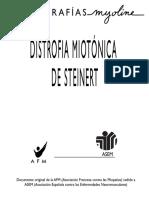 distrofia miotonica