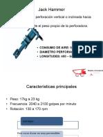 Clasificacion de Equipos Perforadores