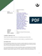 ME117 Fundamentos de Quimica 201501