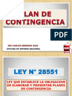 Plan de Contingencia Peru