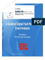 Digital Fault Recording
