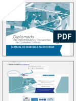 Manual de Ingreso a Plataforma