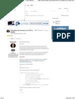 Calendário de Eventos Com PHP e MySQL - PHP - Fórum IMasters