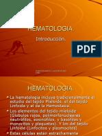 HEMATOLOGIA 1.pps
