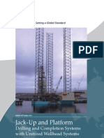 25. Jack-Up and Platform Drilling and Completion Systems - UK