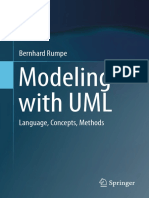 Modeling With Uml Language Concepts Bernhard Rumpe(Www.ebook Dl.com)