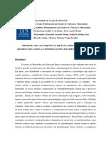 PROPOSTA DE UMA SEQUÊNCIA DIDÁTICA POTENCIALMENTE SIGNIFICATIVA PARA A CONSTRUÇÃO DO CONCEITO DA FUNÇÃO SENO