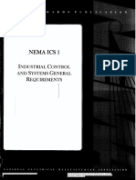 ICS 1 Industrial Control and Systems General Requirements