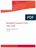 Bonitasoft Customer Portal UserGuide v7.2
