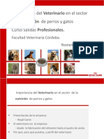 3. Nutricion Animal Royal Canin