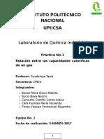 Practica 1 Quimica