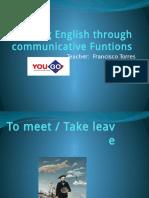 Communicative Functions (1)