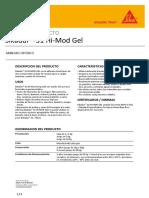 Adhesivos Para Anclajes en Hormigón Armado y Estructuras Metalicas