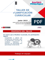 planificacion-curricular-2015.ppt
