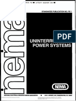 Pe 1 Uninterruptible Power Systems