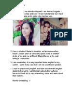 Students Blog