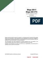 Manual Operacion Cargadora Daewoo M200 v,M200 VTC