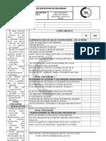 D-SST-021 Inspeccion de Seguridad