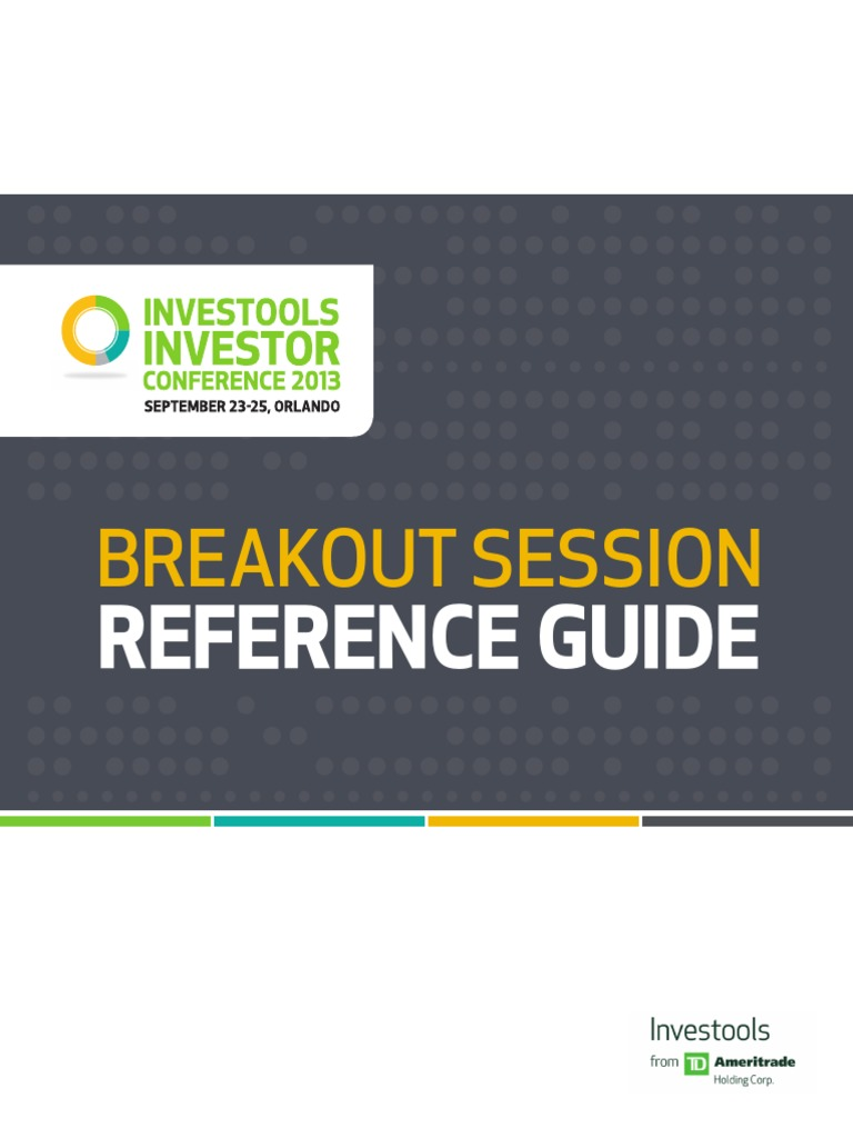 Breakout Session: Reference Guide