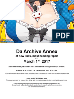 Da Archive Index