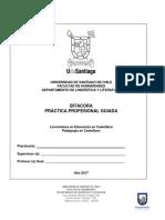 Bitacora Práctica Guiada 2017