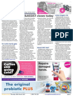 Pharmacy Daily for Thu 30 Mar 2017 - MedsASSIST closes today, PSA nominations explosion, Intern survey open, Travel Specials and much more