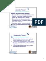 2 Modelos Poissonianos Parte 1