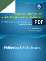 Philippine DRRM System