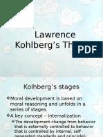 Lawrence Kohlberg's Theory.pptx
