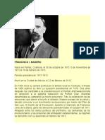 Presidentes Mexico 1911-1970