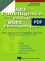 Misez Sur l Intelligence de Vos Employes Et Ose-par-[-Www.heights-book.blogspot.com-]